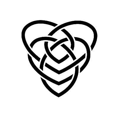 Celtic Knot Destiny Tattoo Design