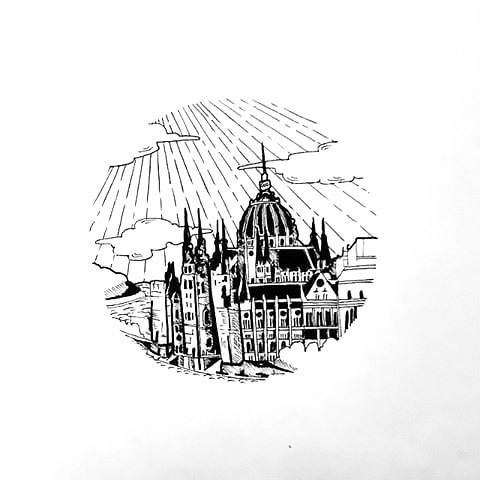 City Tattoo Design