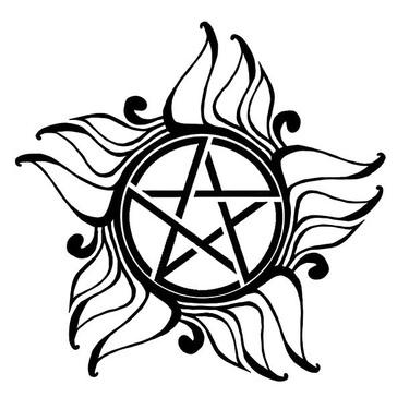 Demonic Protection Tattoo