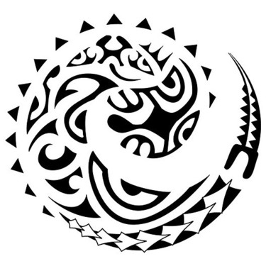Koru New Beginning Symbol Tattoo