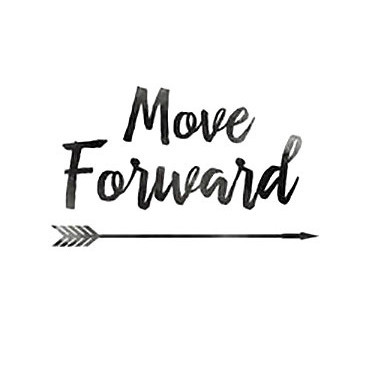 Move forward Tattoo