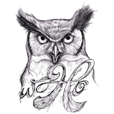 Owl Inpiration Tattoo