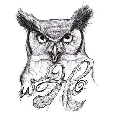 Owl Inpiration Tattoo