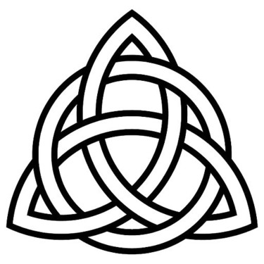 Simple Celtic Knot Tattoo