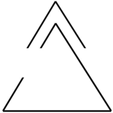 Upper Arrow Tattoo