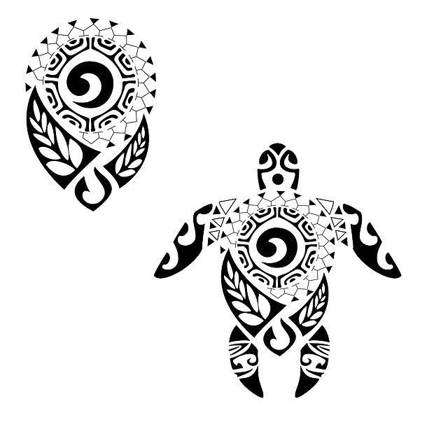 Whanautanga New Birth Tattoo Design