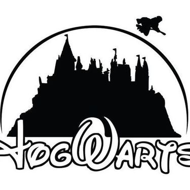 Hogwarts Disney Tattoo