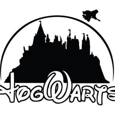 Hogwarts Disney Tattoo