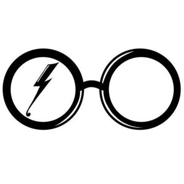 Harry Potter Glasses Tattoo