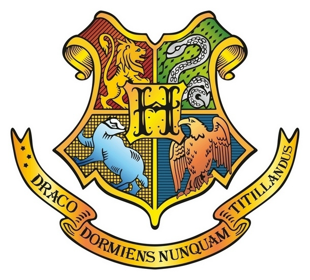 Harry Potter Emblem Tattoo Design