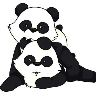 Playing Pandas Tattoo