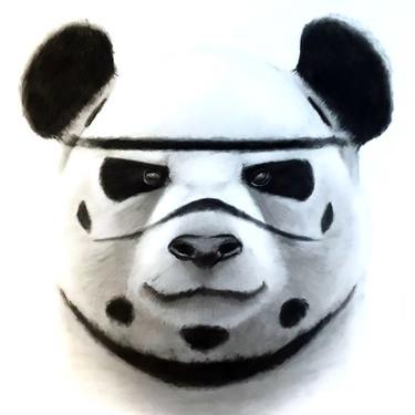 Super Panda Tattoo