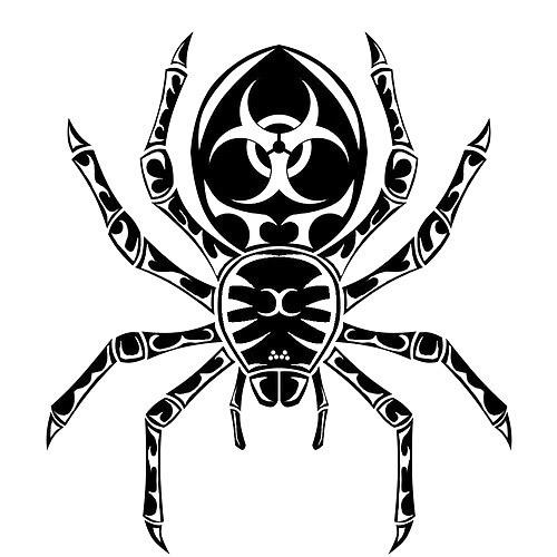 Tribal Tarantula Tattoo Design