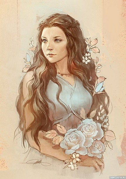 Game of Thrones Margery Tattoo Design