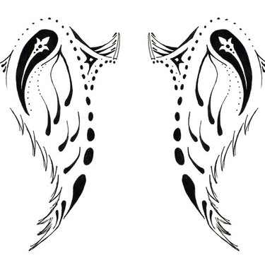 Creative Wings Tattoo