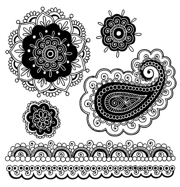 Different Patterns for Tattoo Tattoo Design
