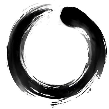 Enso Circle Tattoo