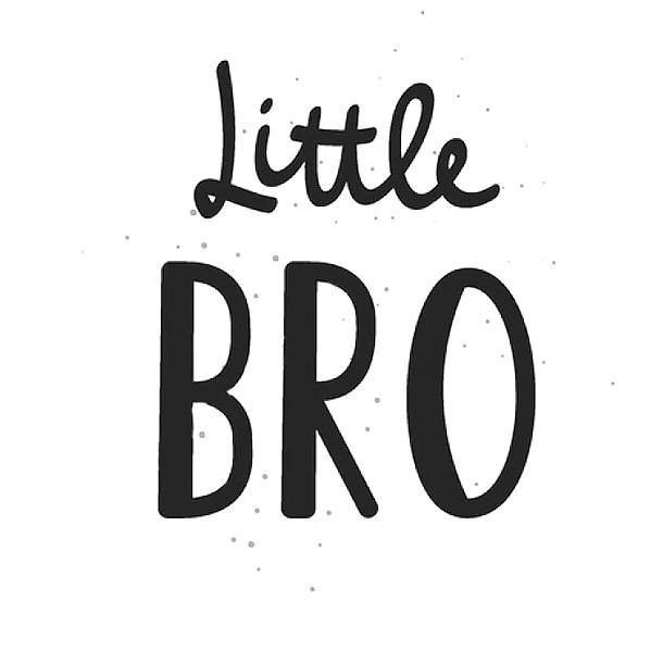 Little Bro Tattoo Design