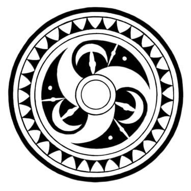 Nice Circle Tattoo