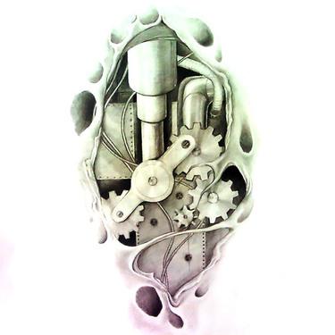 Simple Biomechanical Tattoo
