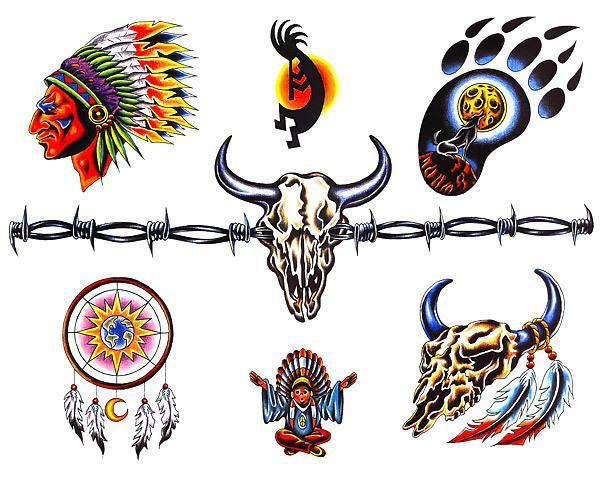 Small Indian Tattoo Sketches Tattoo Design