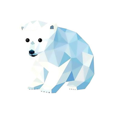 Polar Little Bear Tattoo