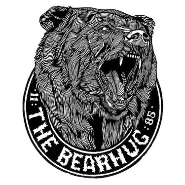 Grizzly Head Tattoo
